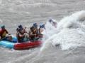 Этот тур проходит по нижней части Катуни от с. Куюс до с. Рыбалка.