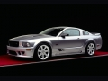 Supercharged Saleen Mustang