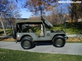 Jeep M31A1 Army
