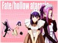 Konachan.com - 2288 - fate-hollow_ataraxia fate-stay_night maid matou_sakura rider type-moon 112