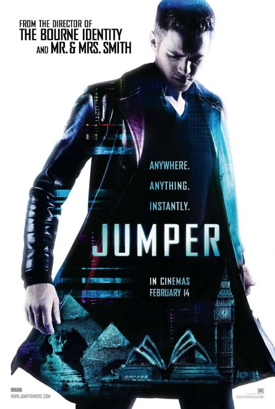 Jumper Full Movie - YouTube