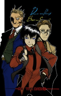 hellsing the dawn