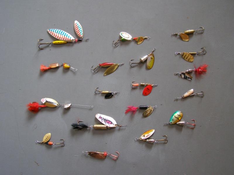 Рыбалка блесна своими руками