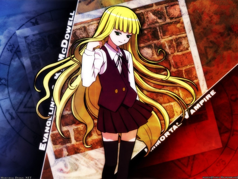 Magic Teacher Negima! 5-1024