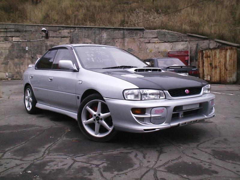 Тюнинг Subaru / Субару - ф…