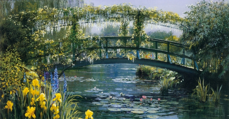 Monet'sBridge-1987