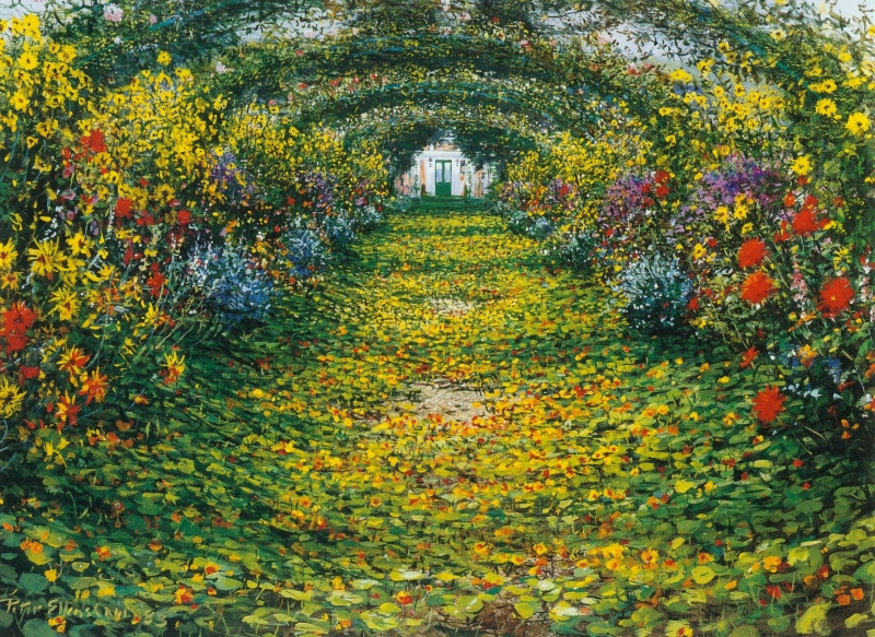 Monet'sGarden-Giverny-1983