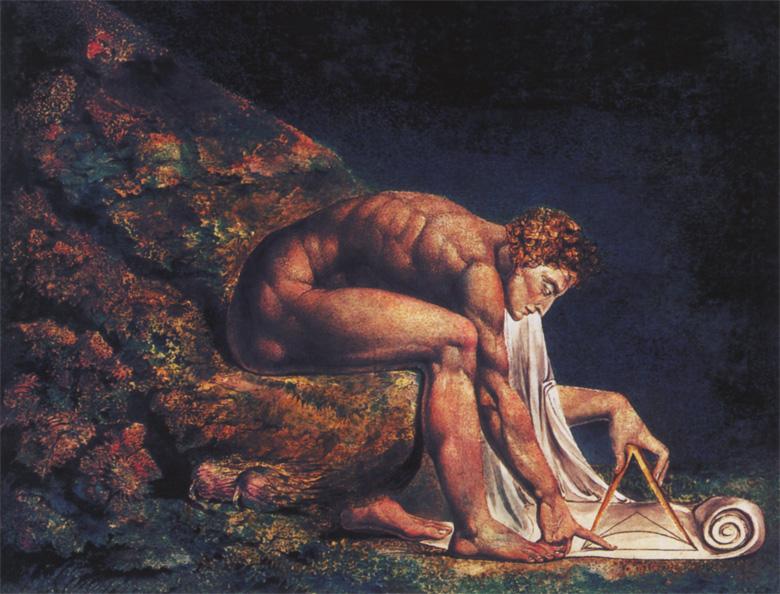 william blake as a romantic poet