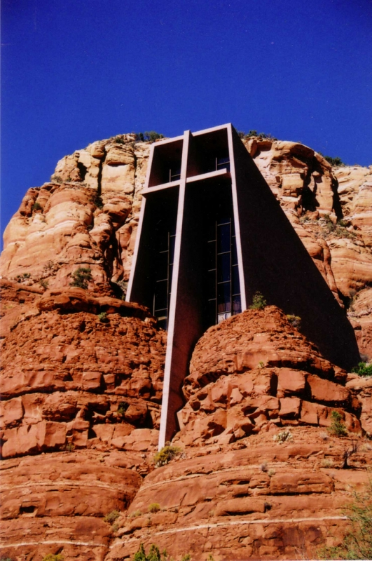 Chapel in the Rock (Arizona, United States)