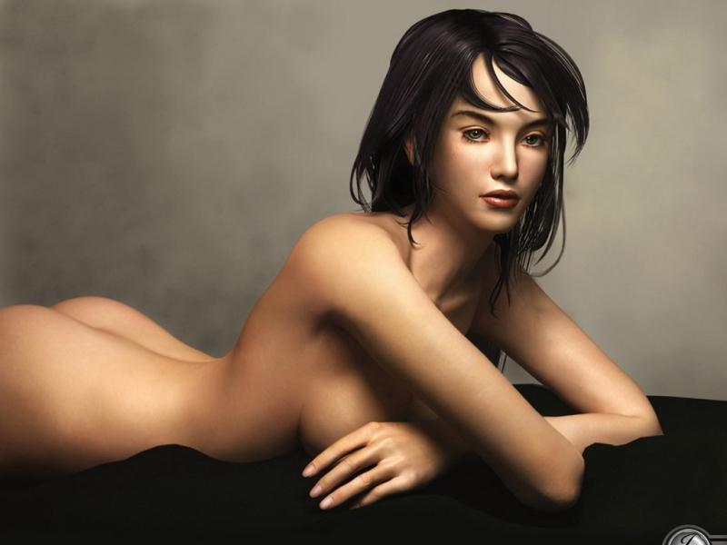 онлайн смотреть голые фото модели