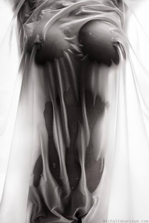 Черно белое ню фото