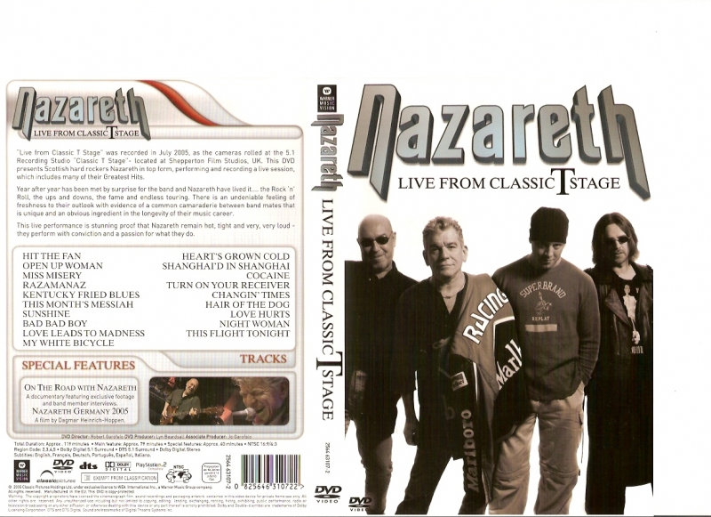 This flight tonight us version nazareth