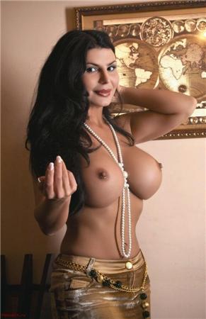 Фото самая большая грудь россии голая