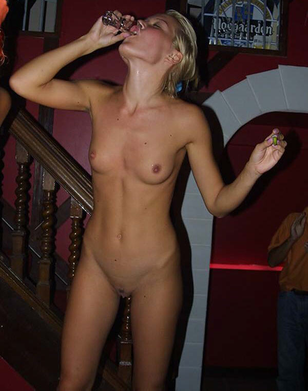 Drunk nude women free video