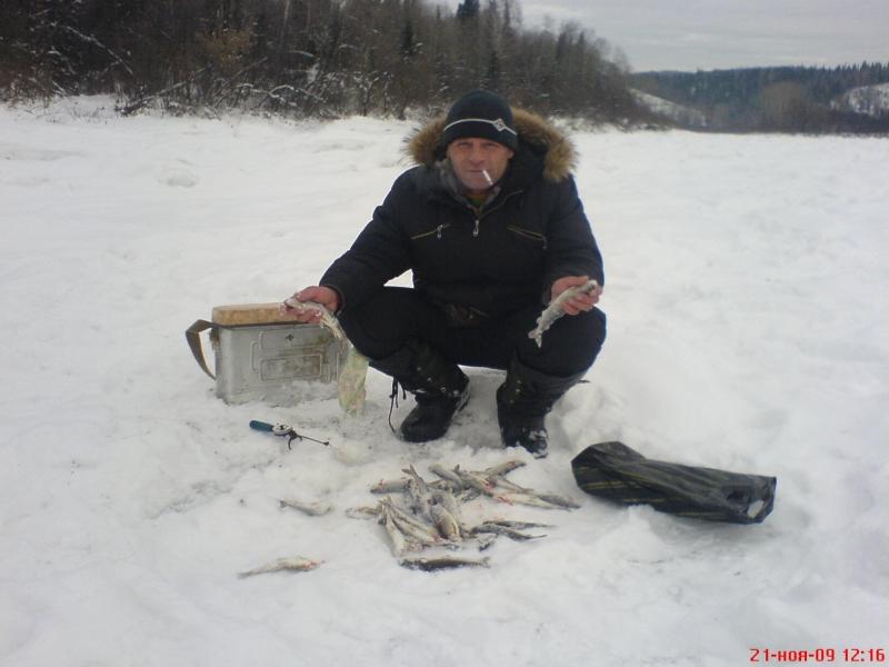 рыбалка в ликино зимой