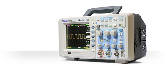 ATTEN ADS1022C.  Цифровой осциллограф.  Общие параметры.