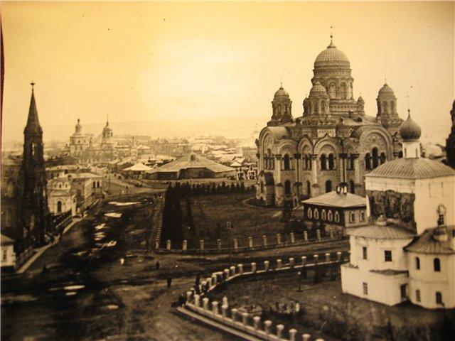 старый иркутск фото