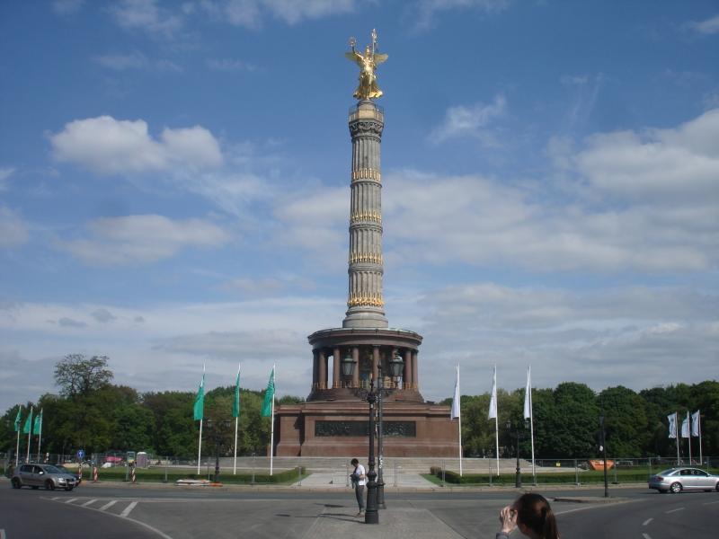 Триумфальная колонна в честь победы Германии в войнах 18 века