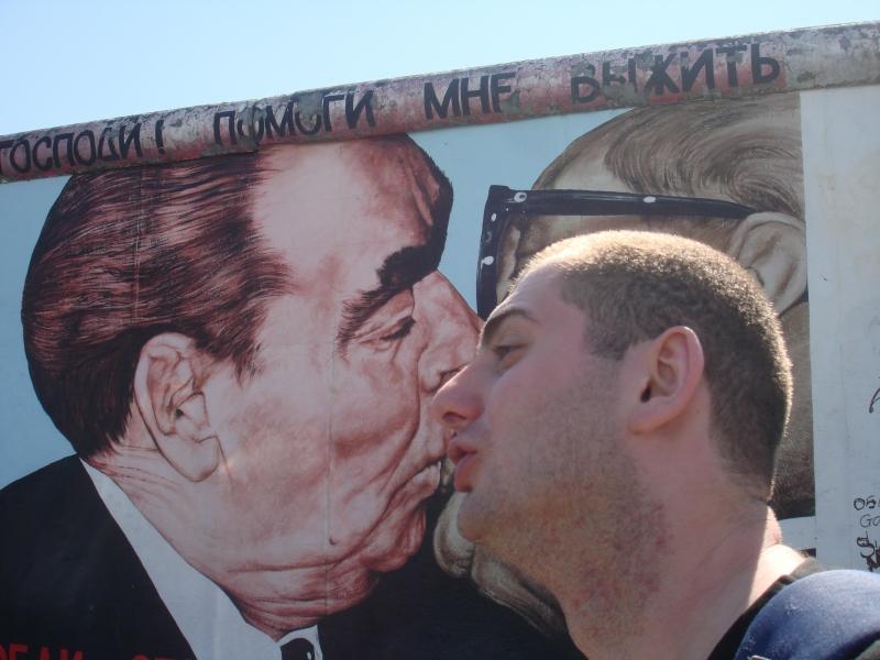 Поцелуй Брежнева
