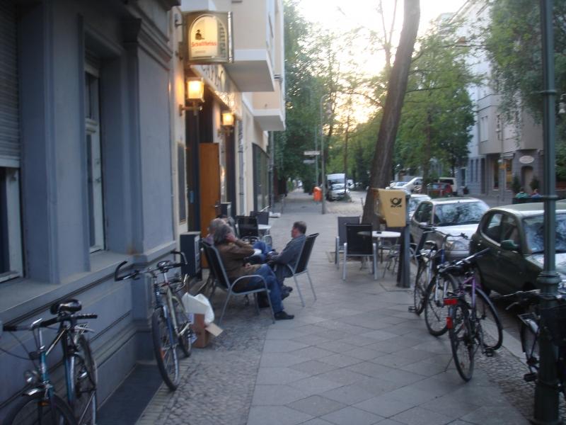 Улочки Берлина