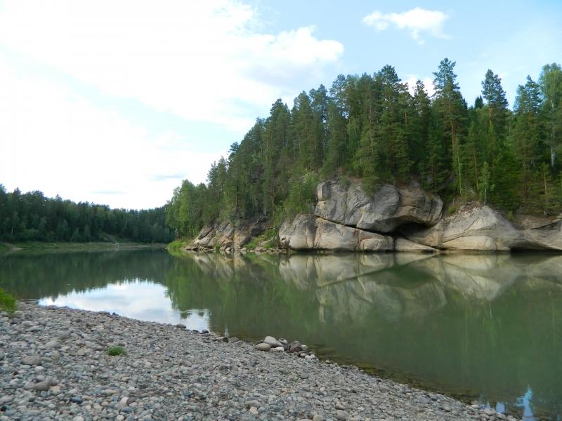турочак рыбалка на реке лебедь