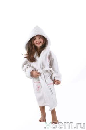 как сшить банный халат своими руками.