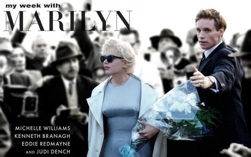 Трейлер к фильму «7 дней и ночей с Мэрилин»