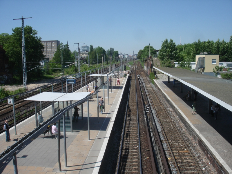 Берлинское метро. S-BAHN