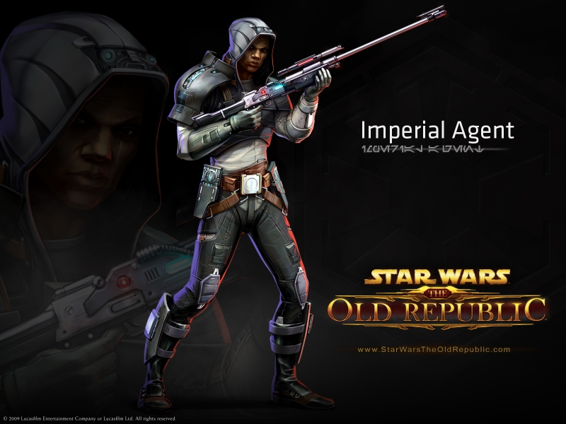 The Old Republic III. Imperial Agent - i02