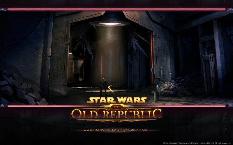 SW TOR III. Locations - Sith Tombs