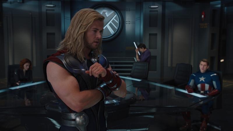 Тор - сильнейший из Мстителей