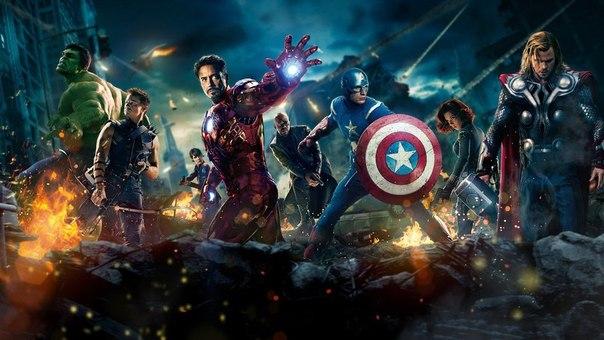 Самые кассовые Мстители