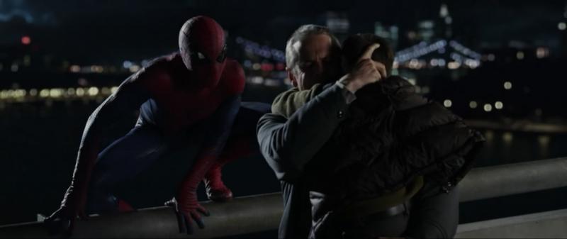 Человек-паук - народный мститель