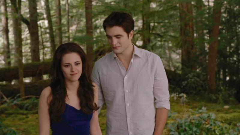 Белла и Эдвард - вампирская семья