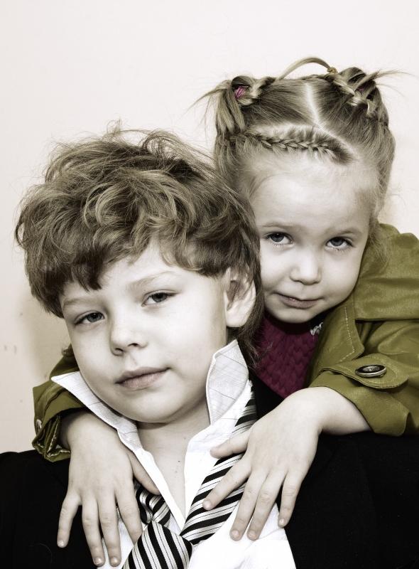 Фото брат с сестрой 23 фотография