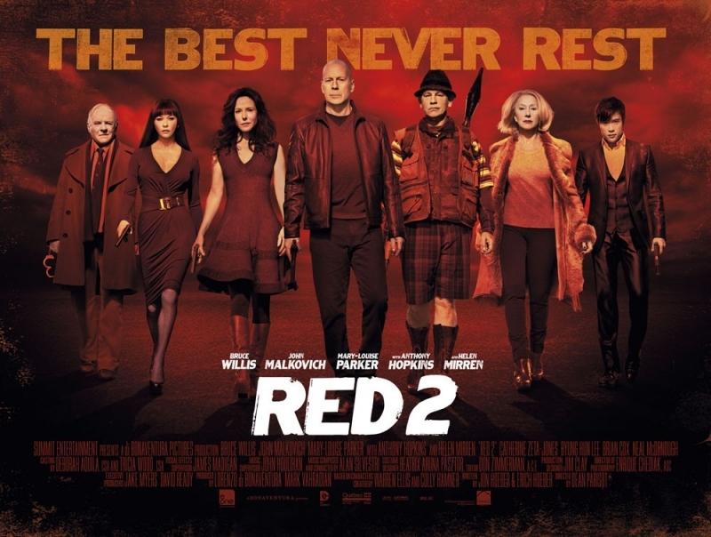 Трейлер к фильму «РЭД 2» (2013) - смотреть онлайн