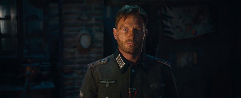 Трагедия немецкого офицера