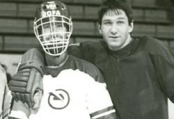 Такая жёсткая игра - хоккей (1983)