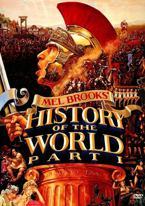 Всемирная история, часть 1 / History of the World: Part I