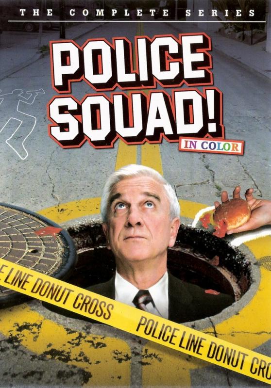 Полицейский отряд / Police Squad! (1982)