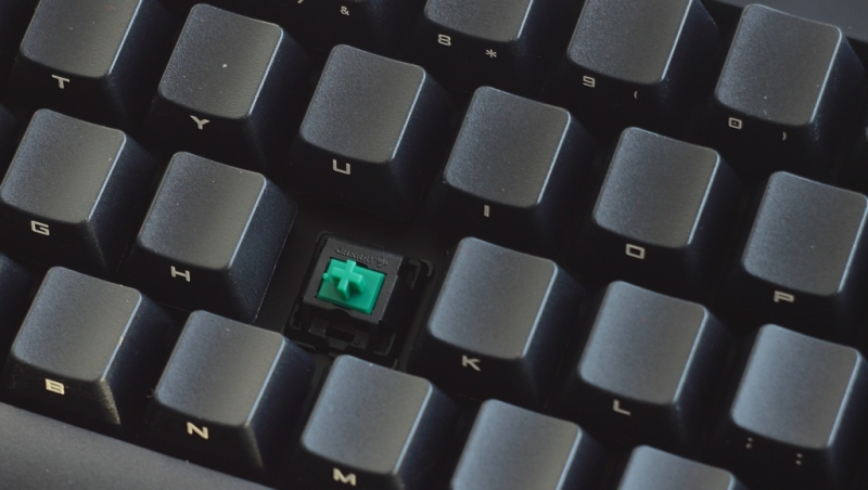 Cooler Master QuickFire Stealth | Cherry MX Green