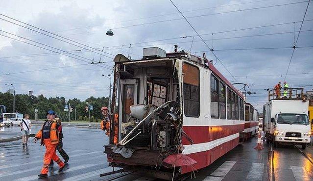 бывает ли пожарный трамвай сохраняют