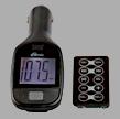 FM трансмиттер Ritmix FMT-A705