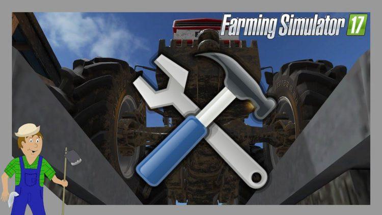 Скачать моды для farming simulator 2017 на карту