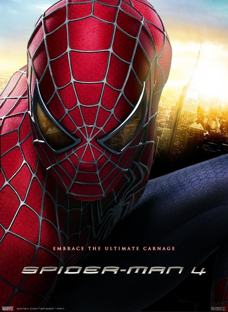 Tрейлер Человек-паук 4 / Spider man 4.