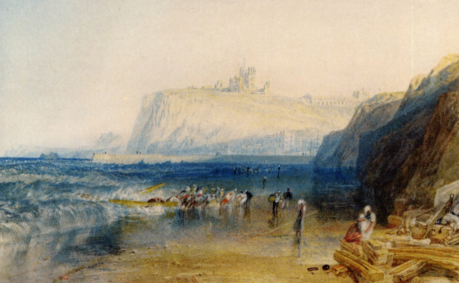 a biography of joseph mallord william turner the finest landscape artist
