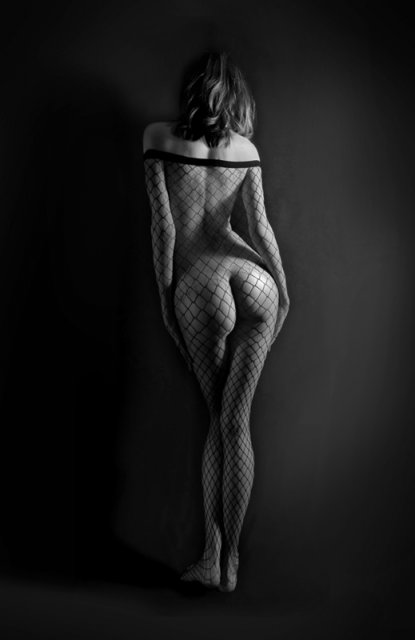 красивые черно белые фото ню