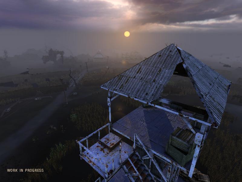 Скриншот, Сталкер Тень Чернобыля патч 1.0007b В архиве лежат все патчи.