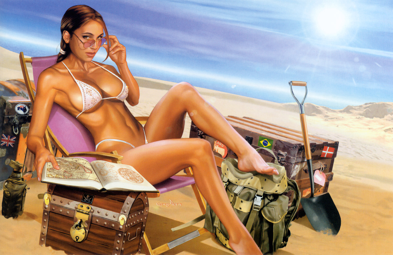Lara croft bikini sexy pictures