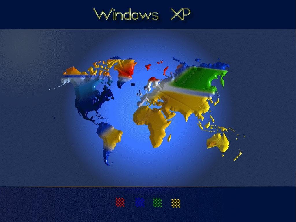 заставка часы на рабочий стол windows xp № 175107 бесплатно
